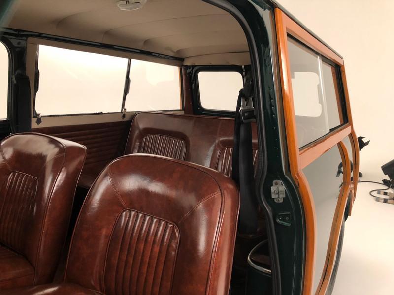 1969y オースチンミニ カントリーマン MK-2