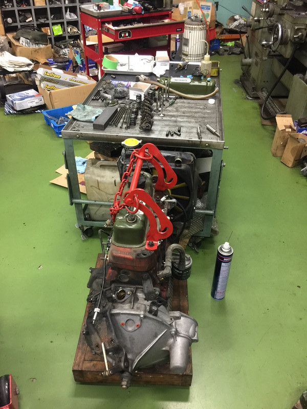 次のエンジン