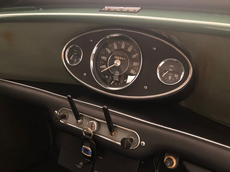 1967y MORRIS MINOR MK-I AT その3