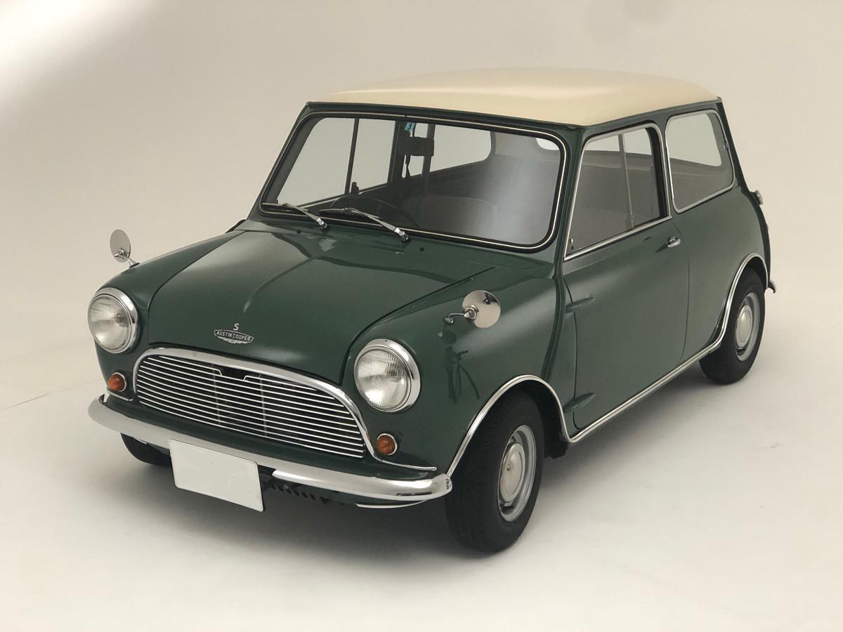 1964y AUSTIN MINI COOPER 1071S