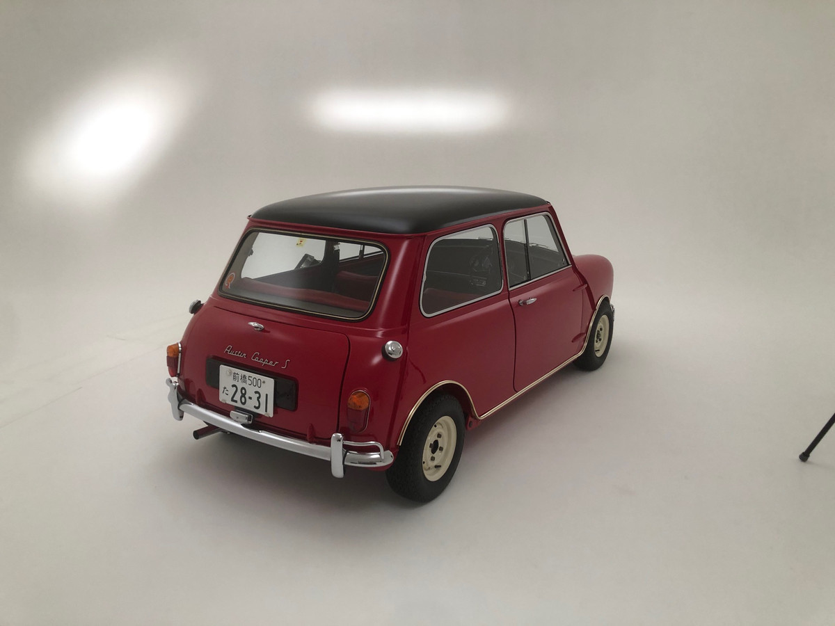1967y AUSTIN COOPER 1275S MK-I その2