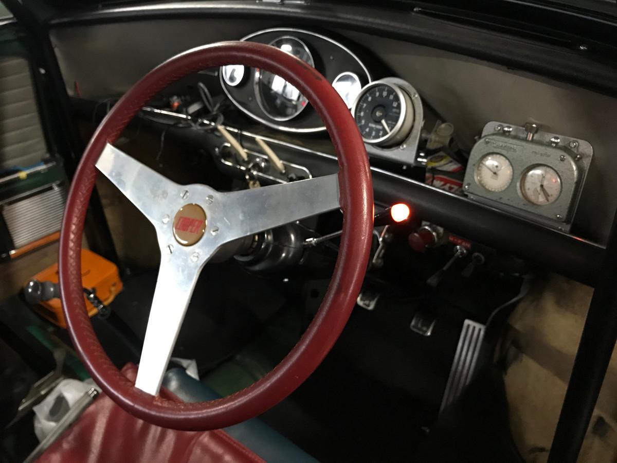 1963年式のウインカー