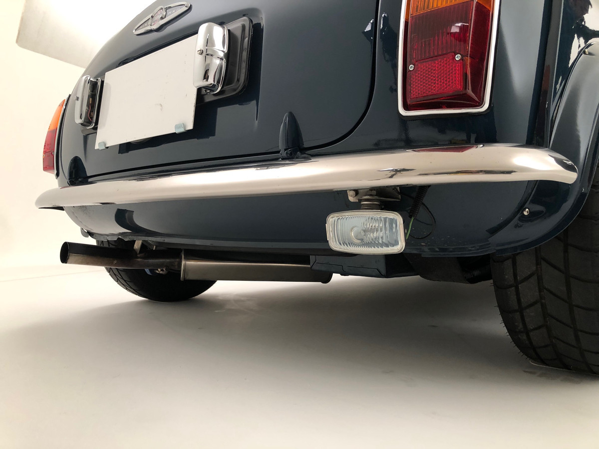 1990y ROVER MINI 1300 CARB-COOPER MK-II Style  その4