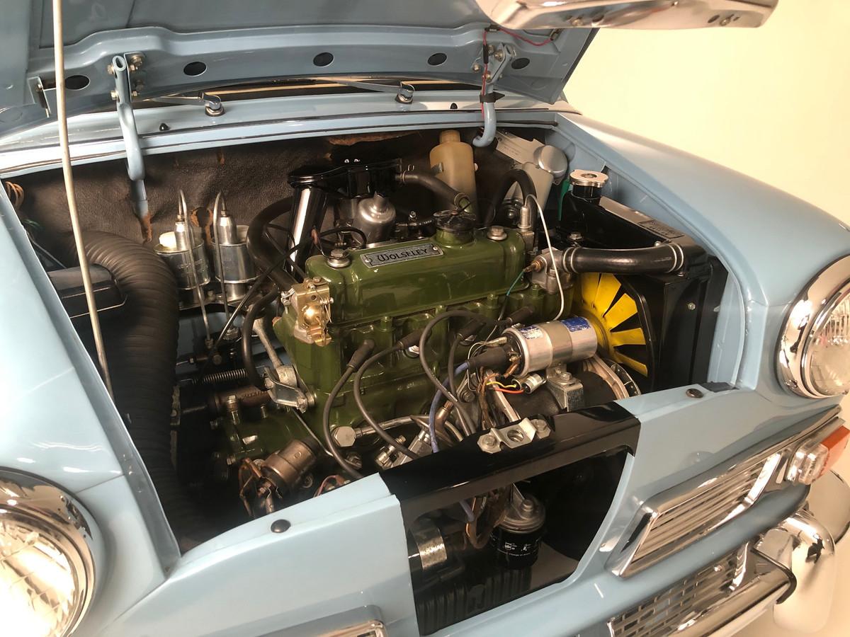 1964y  WOLSELEY HORNET MK-II