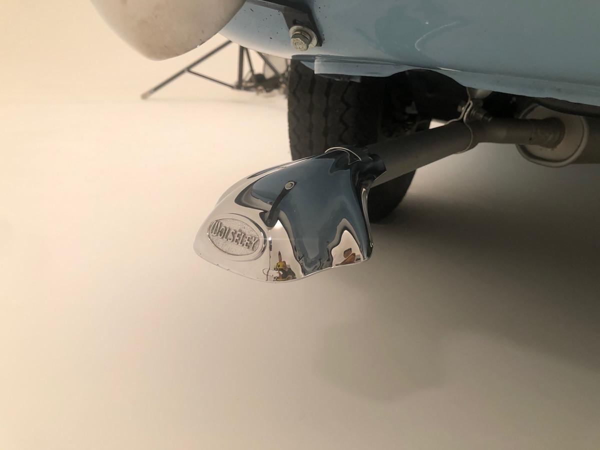 1964y  WOLSELEY HORNET MK-II その2