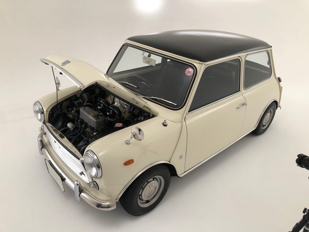 1971y BL MINI COOPER 1275S MK-3